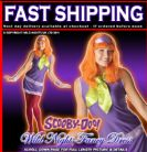 FANCY DRESS COSTUME ~ SCOOBY DOO DAPHNE MEDIUM 12-14